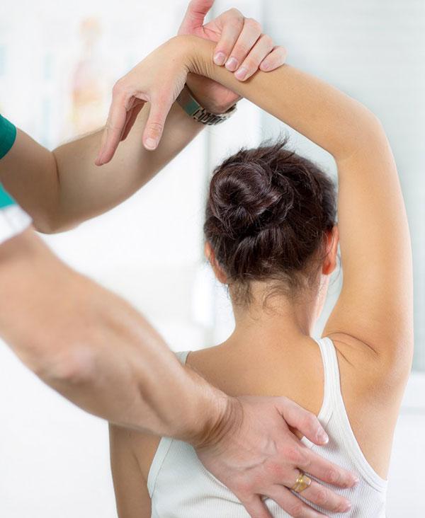 esercizio spalla