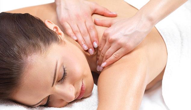 donna massaggio