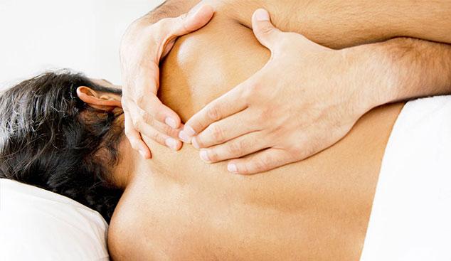 osteopata spalla